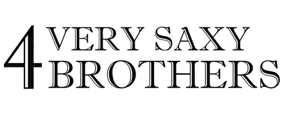 4 Very Saxy Brothers