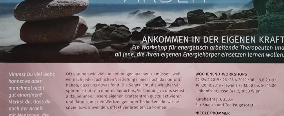 Energie-Körper-Arbeit