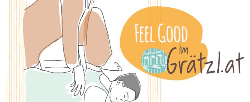 Feel good im Grätzl