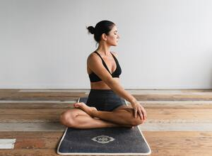 Hatha Yoga mit Victoria