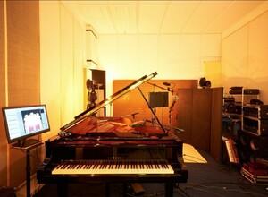 Gesangs- & Instrumental Unterrichtsraum