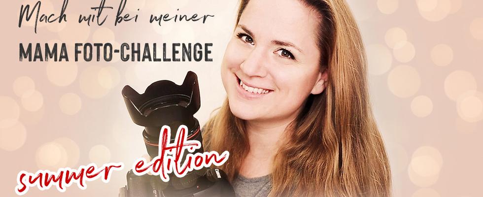 Kostenlose Mama Foto-Challenge