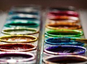 Atelier für Kunsttherapie, Process Painting und The Work