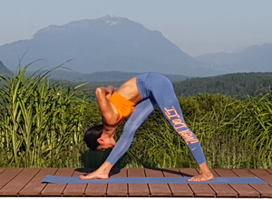 Sanftes Ashtanga Yoga mit Wiranti