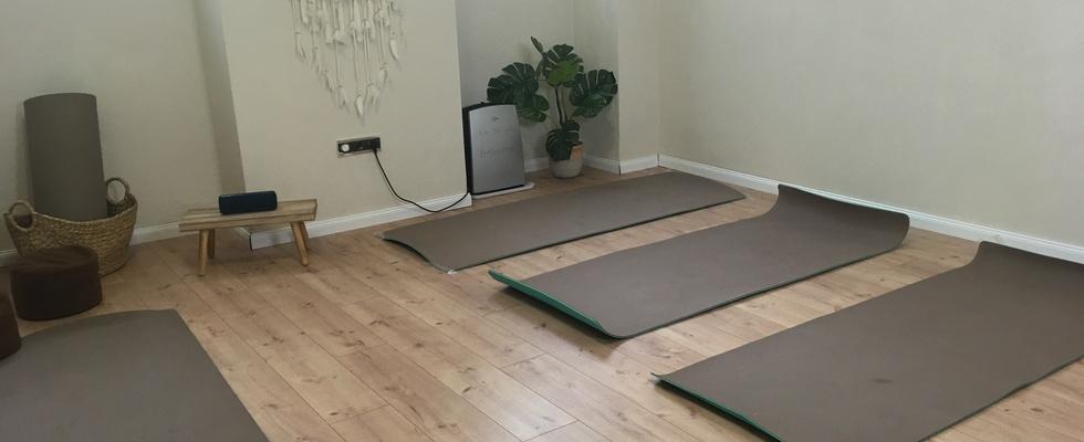 Yogaraum mieten