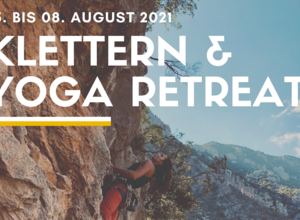 Klettern & Yoga Retreat