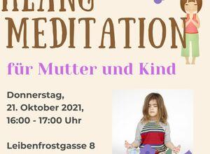 Mutter-Kind Klangmeditation