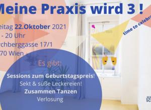 Praxis-Celebration-Day am Freitag 22.Oktober!