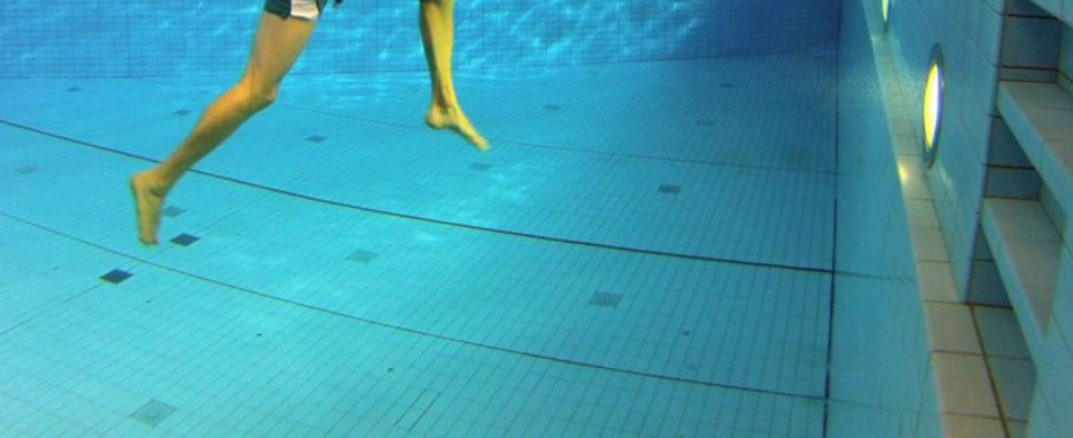Rein ins Bad: der neue Aqua Jogging Kurs geht los