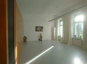 Räume für Veranstaltungen, Seminare, Einzelbehandlungen und Beratungen (ca 30m2, ca 60m2), Yoga, Körperarbeit, Gruppenseminare