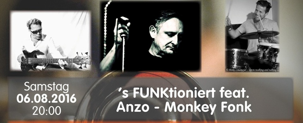's FUNKtioniert feat. ANZO - Monkey Fonk