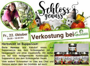 """Verkostung """"Schlossgenuss"""""""
