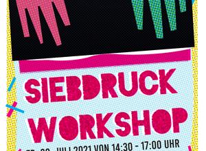 Siebdruck Workshop Gratis