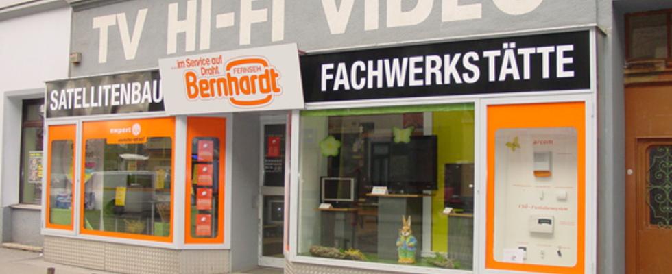 Fernseh Berhardt - Im Service auf Draht