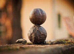 """Workshop """"Inneren Frieden finden  mit Yin Yoga""""  im Holzhaus"""