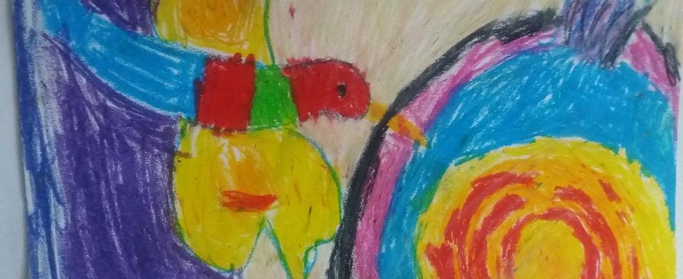 Kreativatelier für Kinder ab 5 Jahren