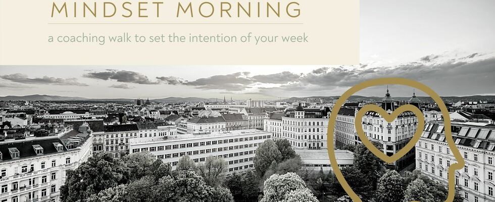 Mindset Morning - ein Coaching Spaziergang im Belvedere