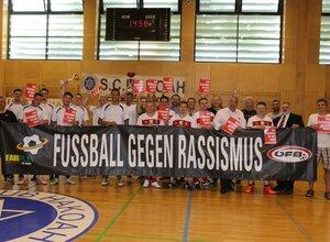 Hallenfussball Benefizturnier