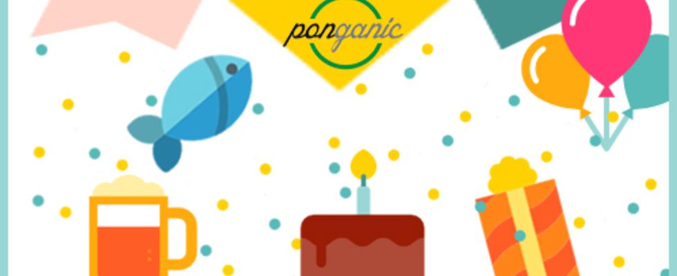 Ponganic | Fisch & Greissler wird eins