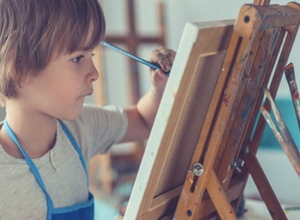Kids malen wie große Künstler 🧑🏼🎨