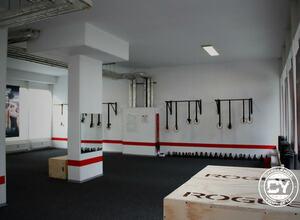 Räume für Fitness, Yoga, Boxen, Personaltraining, Massage, Schwangerschafts- und Babyturnen, Seniorenfitness,..