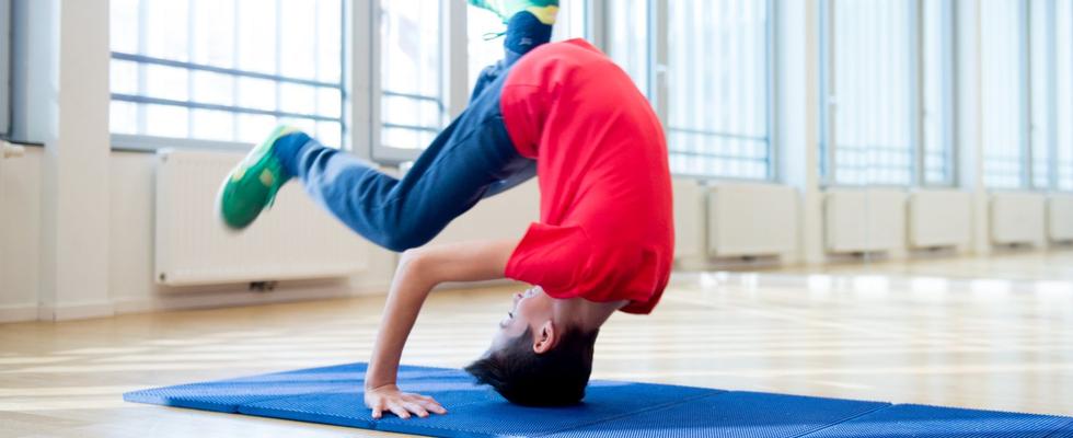 Kostenlose Bewegungsbaustelle für Kinder