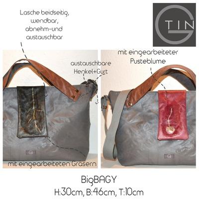 Taschen, Taschen, Taschen und natürlich auch Rucksäcke und Clutch... wandel- und veränderbar und so persönlich, wie deine Wünsche