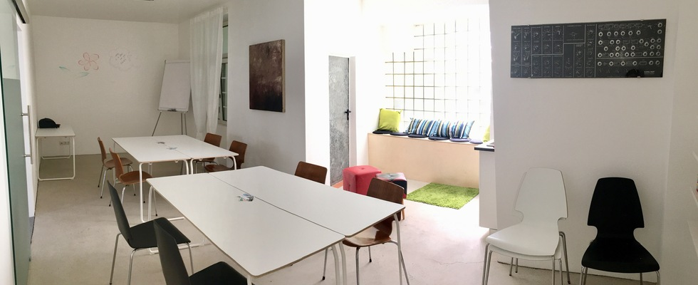 Meetingraum @ dieTischlerei