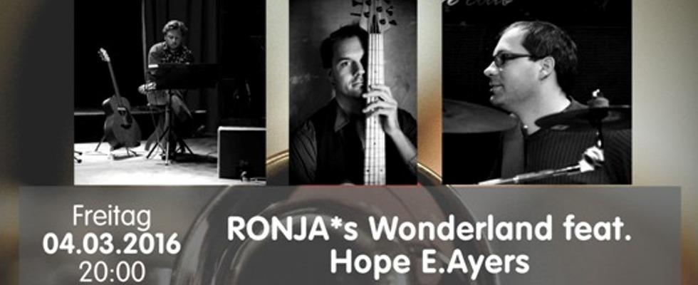 RONJA*s Wonderland feat. Hope E.Ayers