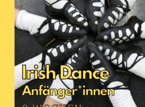 Irish Dance für Anfänger*innen