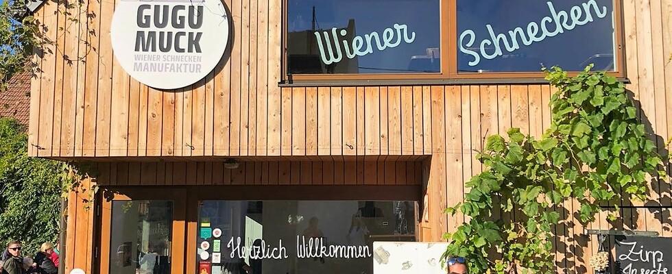 Wiener Schnecken Manufaktur Gugumuck