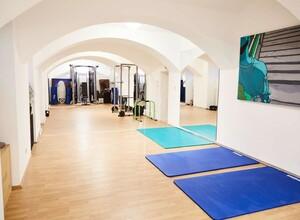 Trainingsraum / Turnraum / Hiit / Fitness / Yoga