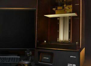 3D Druck - 4K Auflösung für feinste Details
