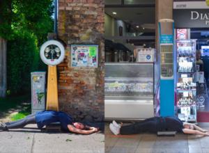 Intimate Body Machine - Public Art Projekt von Lisa Großkopf und Soukaina Joual