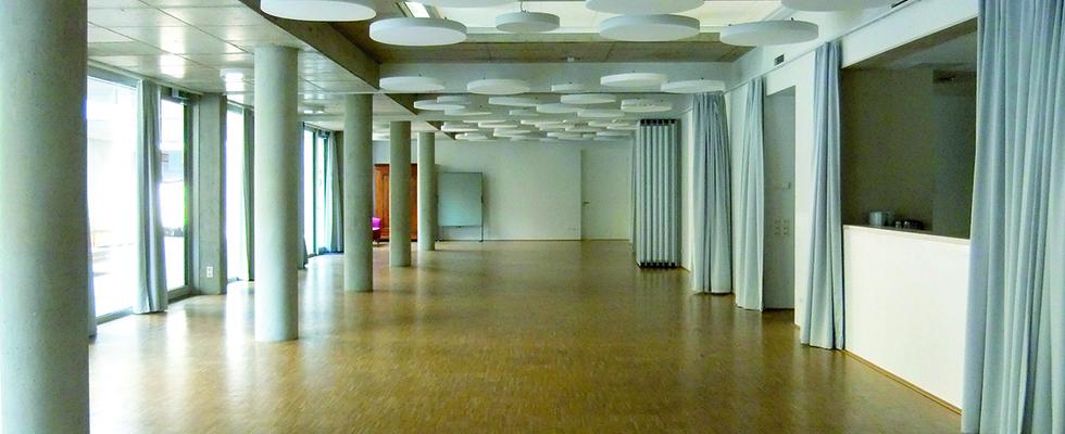 Seminarraum / Veranstaltungsraum / Praxisraum