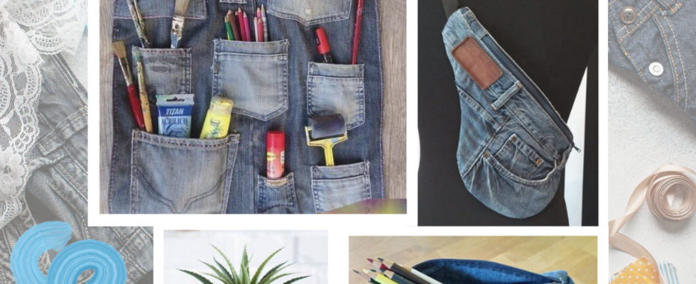 JEANS UPCYCLING WORKSHOP FOR YOU!