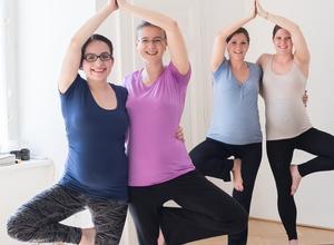 Pränatal - Yoga für Schwangere