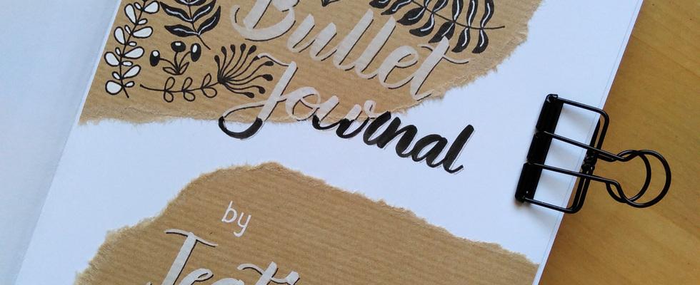 Bullet Journaling Workshop für Jugendliche - gut organisiert ins 2te Semester