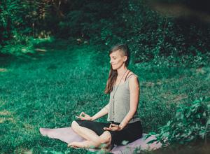 Yoga und Meditation im Währinger Park