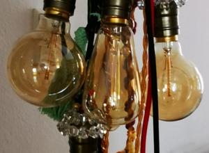 Lampen für Beleuchtung und Dekoration