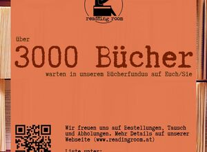 read!!ing room Bücherfundus