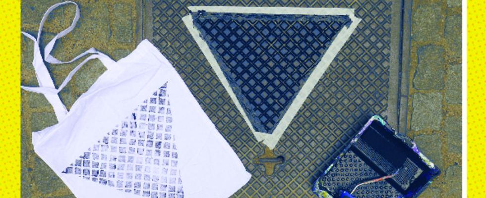 Street Printing Workshop am Alsergrund
