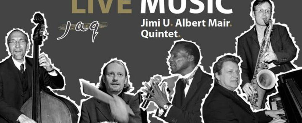 J.A.Q. Jimi U und Albert Mayr Quintet