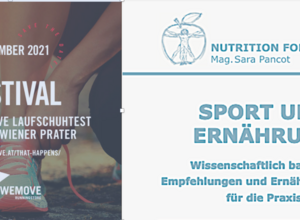 Testival - Laufschuhe testen + Tipps über Sport und Ernährung