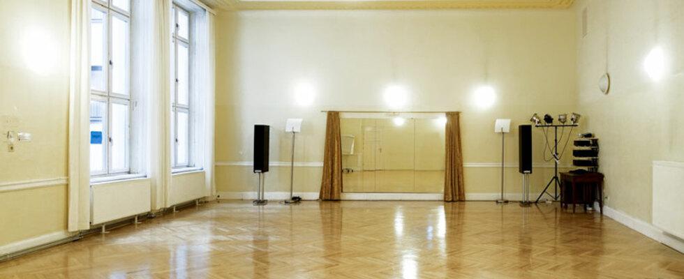 Große Räume für Seminare im Lockdown!