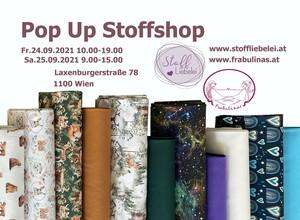 Pop Up Stoffshop