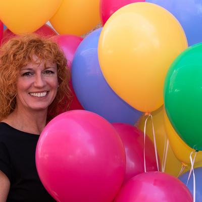 Luftballongeschäft, Partyartikel