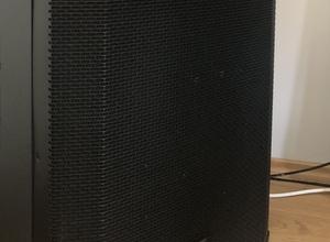 Subwoofer Electro-Voice ELX 200 18SP (1.200Watt)