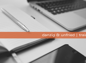 danzig & unfried | training