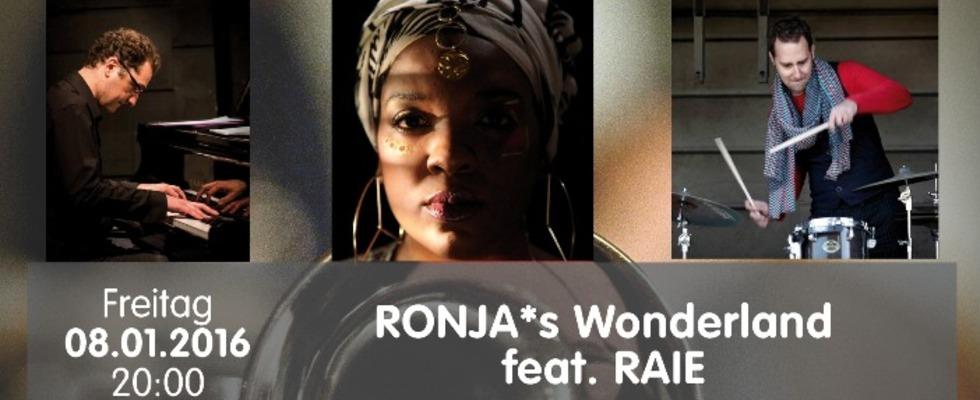 RONJA*s Wonderland feat. RAIE